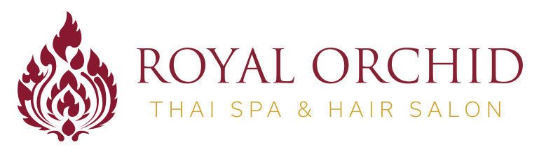 Royal Orchid Thai Spa and Hair Salon logo