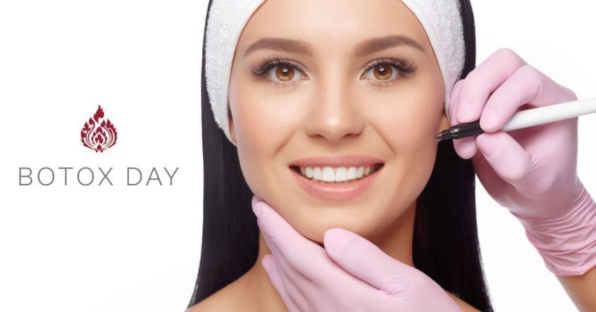 october 2017 beauty event with Dr Zandia Bronkhorst - Botox Day at Royal Orchid Thai Spa