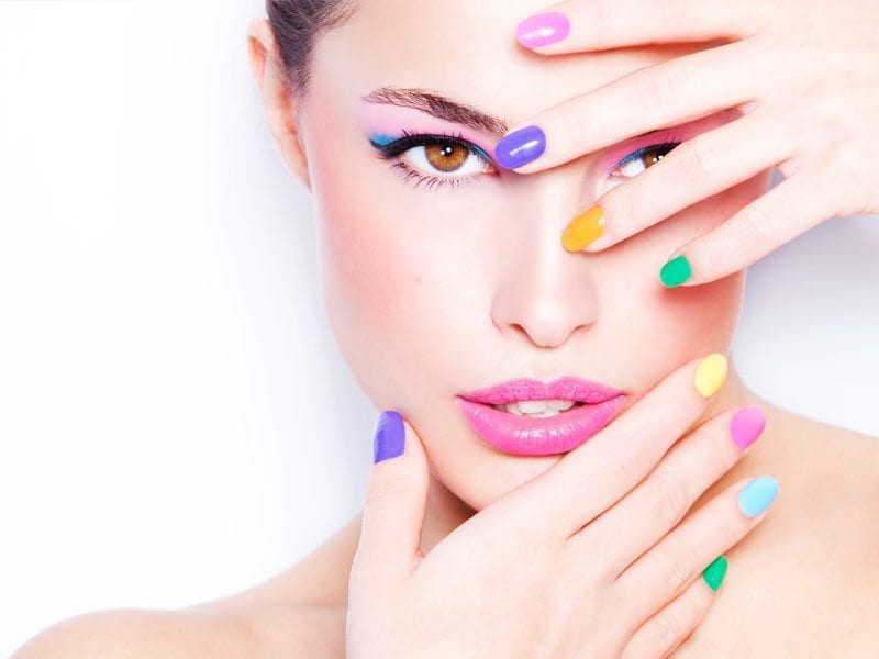 manicure specials randburg gel tips acrylic tips at Royal Orchid Thai Spa