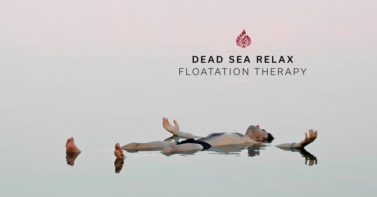 Sensory Deprivation Floatation Pool - Royal Orchid Thai Spa and Hair