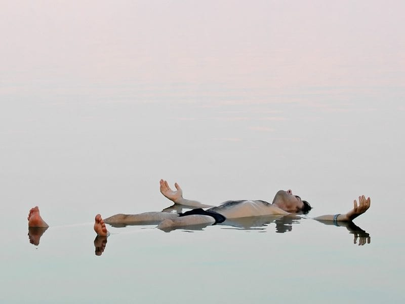 Sensory Deprivation Floatation Pool - Dead Sea Relax Floatation Therapy - at Royal Orchid Thai Spa