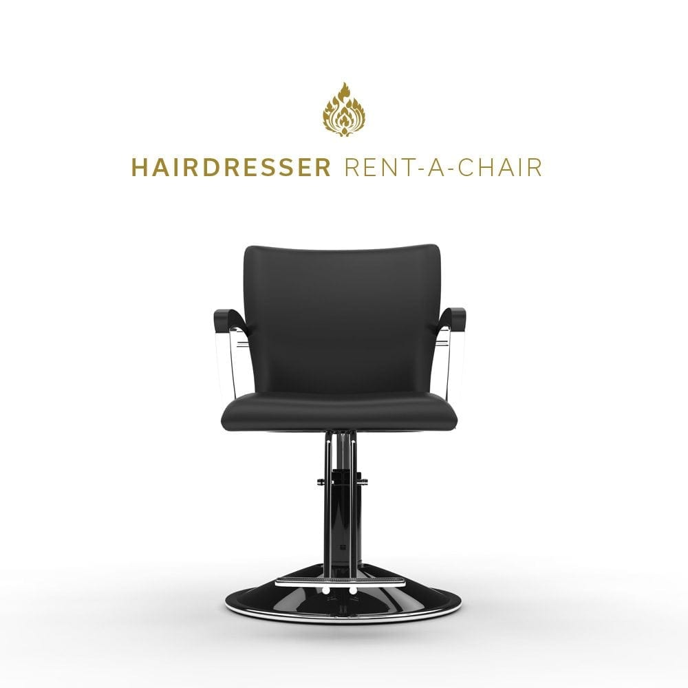 Hairdressing Stylist Rent a Chair opportunity at Royal Orchid Thai Spa and Hair Salon