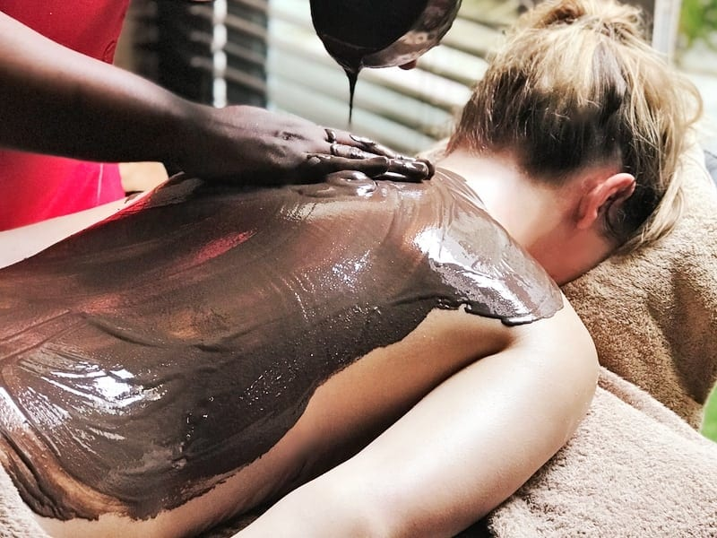 Chocolate Spa Benefits - Chocolate has many benefits when used as a chocolate spa body treatment at Royal Orchid Thai Spa