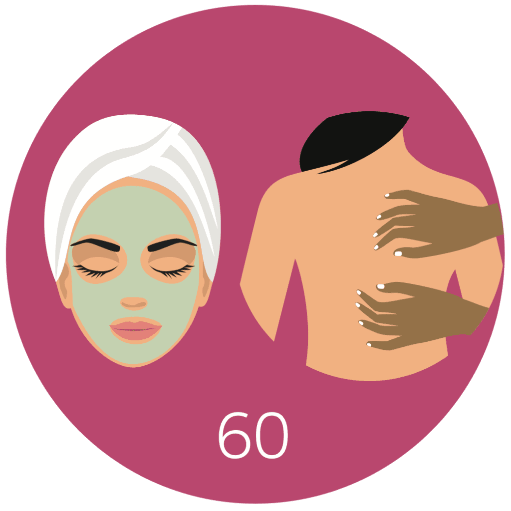 Royal Orchid Thai Spa mobile spa facial and massage 60 minutes