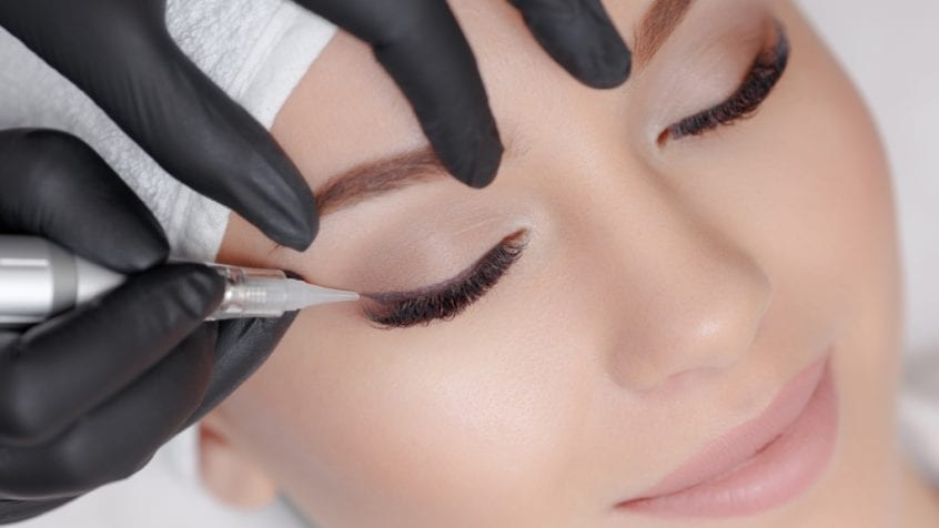 Permanent Makeup at Royal Orchid Thai Spa Johannesburg Randburg