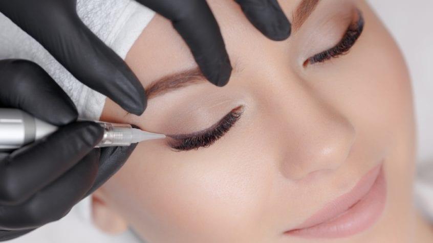 Permanent Makeup at Royal Orchid Thai Spa Johannesburg Randburg
