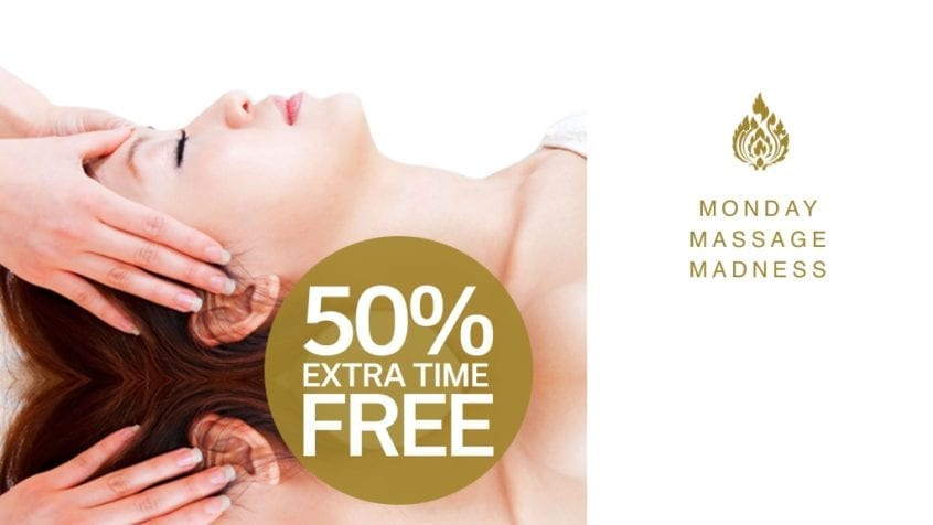 Monday Spa Specials - Monday Massage Madness Johannesburg